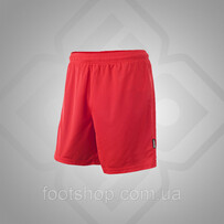 Clearance Besteam Porto Shorts (Red/White) - with AUFC Logo