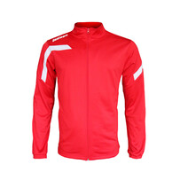 Clearance Besteam Cordoba Tri Track Top - Red