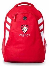 Albany United Back Pack