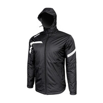 Clearance Besteam Cordoba Team Jacket rain resistant - Black