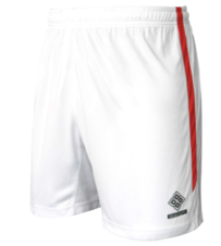Clearance Besteam Shorts - White/Red