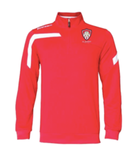 Clearance Besteam 1/4 Zip- Cordoba Training Top - Red